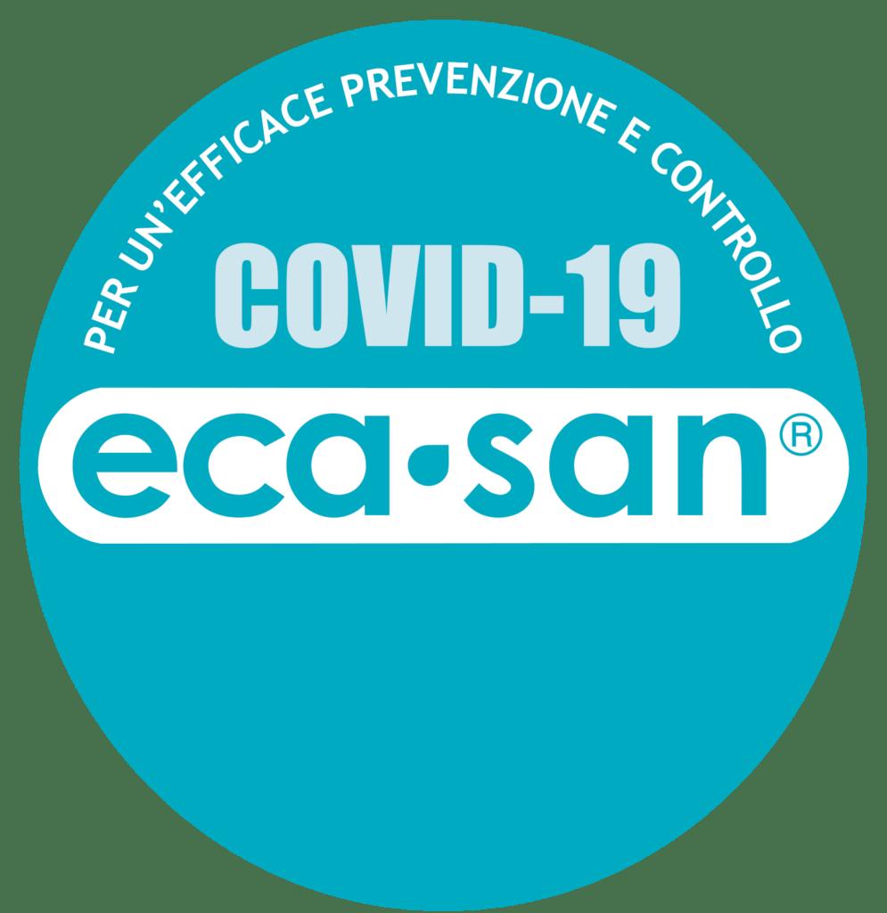 Ecasan® efficace contro coronavirus covid19